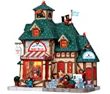 Lemax 15215 Bernie's Teddy Bears Christmas Village Lighted Building Store