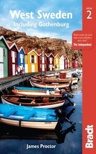 West Sweden: Including Gothenburg (Bradt Travel Guide West Sweden (Including Gothenburg))