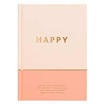 Amazon.com: kikki.K Happiness Journal, 1 Count: Office Products