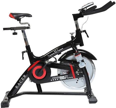 Christopeit Heimtrainer Racer Bike XL 2 - Bicicletas estáticas y ...
