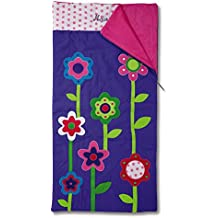 Flowers Kids Personalized Sleeping Bag by Lillian Vernon