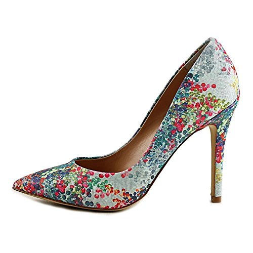 Charles by Charles David Womens Pact Pointed Toe, Blossom LTMlti-Bl, Size 5.0