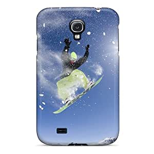 Hot Snap-on Snowboarding Hard Cover Case/ Protective Case For Galaxy S4