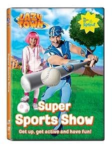Lazy Town: Super Sports Show W/Fitness Dvd