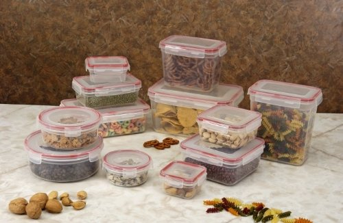 Cookpro 620 Storage Containers 24Pc Set Lock And Seal Lids by Jaybrake