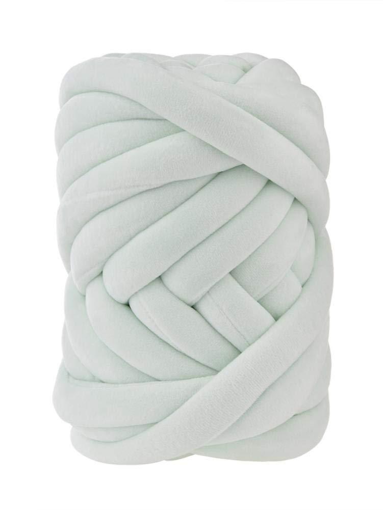 8 pieds Fil de base pour couverture /à tricoter Fil /épais de laine /à tricoter de gros fils de base pour les /écharpes de couverture chapeaux