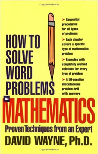 how to solve problems in math