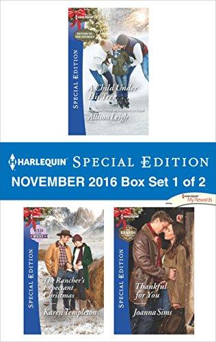 Harlequin Special Edition November 2016 Box Set 1 of 2: An - Sims 2 Box The Set