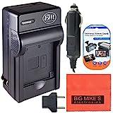 VW-VBK180, VW-VBK360, VBT190, VBT380 Battery Charger for Panasonic HC-V10, HC-V100, HC-V110, HC-V130, HC-V160, HC-V180, HC-V201, HC-V210, HC-V250, HC-V380, HC-V500 ,HC-V510, HC-V520, HC-V550, HC-V700, HC-V710, HC-V720, HC-V750, HC-V770, HC-VX870, HC-VX981