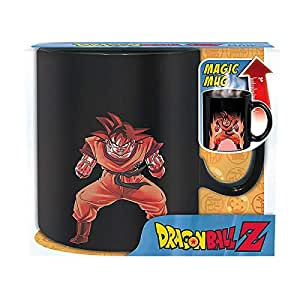 ABYstyle - DRAGON BALL - taza effecto termico- 460 ml - Goku