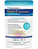 Colostrum-LD Powder 16oz with Proprietary Liposomal Delivery (LD) Technology for up to 1500% Better Bioavailability than Regular Bovine Colostrum