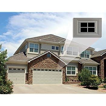 Decorative Magnetic Garage Door Window Panes Amp Hinges