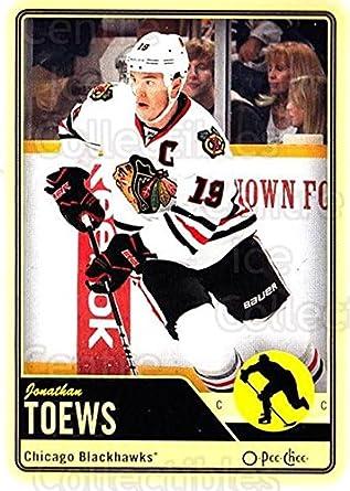 Amazon.com  (CI) Jonathan Toews Hockey Card 2012-13 O-pee-chee (base ... e716b9b5c