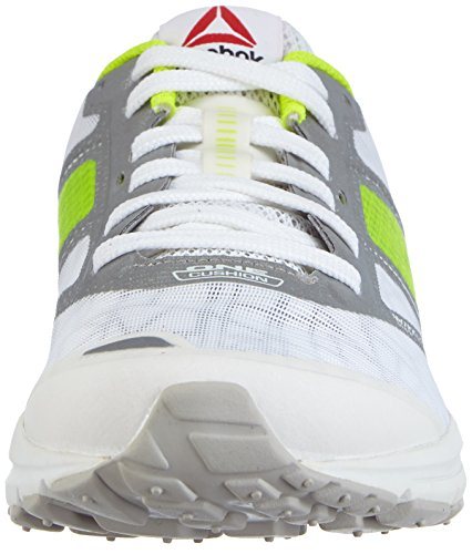 Running 2 Para 0 Sintético Reebok City Met Mehrfarbig silver Mujer white Cushion Zapatillas De Yellow solar One Lights 40 Material P1xx8qB