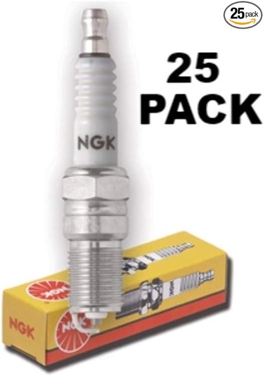 4551 Pack of 1 BR9HS-10 Standard Spark Plug NGK
