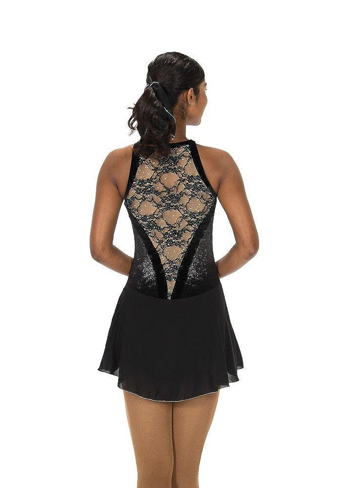 221 Lace Drop Dress Black Jerry Skating World Jerrys Ice Skating Dress