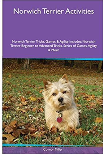 Norwich TerrierActivities Norwich Terrier Tricks, Games & Agility. Includes: Norwich Terrier Beginner to Advanced Tricks, Series of Games, Agility and More