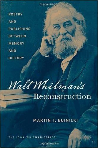 walt whitman educational background