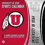 University of Utah Utes 2020 Calendar