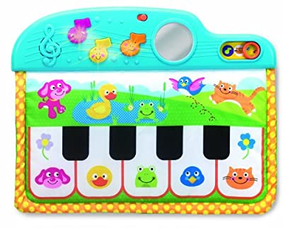 Winfun Sounds N Tunes Crib Piano by Winfun