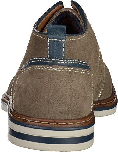 RiekerRieker Herren Stiefel - Zapatos Hombre Gris - gris