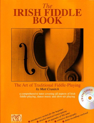 The Irish Fiddle Book And CD