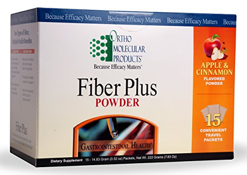 ortho-molecular-fiber-plus-powder-travel-packets-apple-cinnamon-flavor-15-sachets