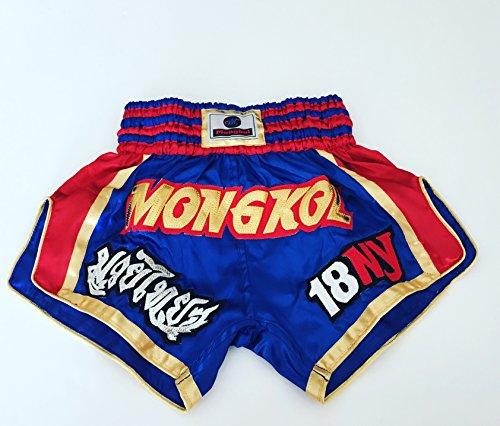 Mongkol Muaythai - Shorts 18NY Blue by Mongkol Muaythai