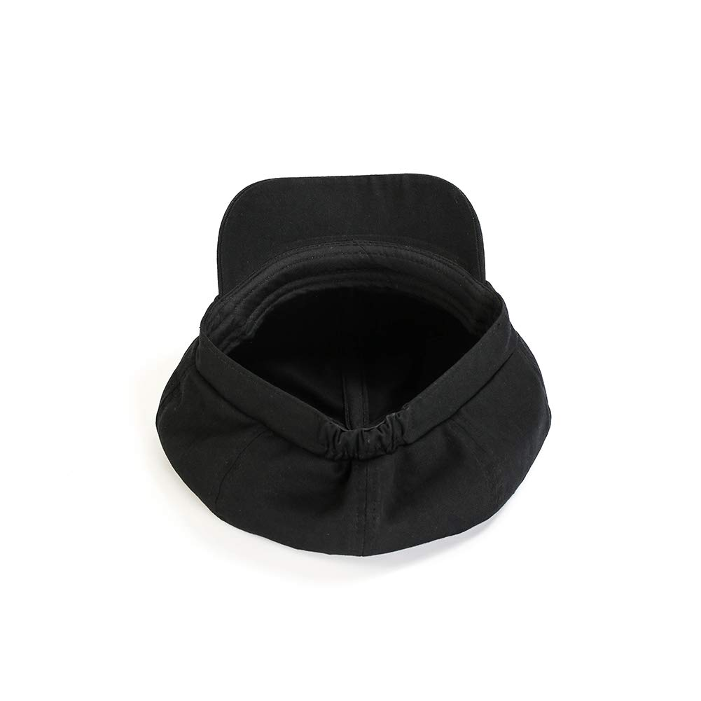 Summer Newsboy Cap Women 100/% Cotton Plain Blank 8 Panel Gatsby Apple Cabbie Cap Hat