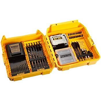 DEWALT DW2583 Heavy-Duty 65-Piece MAC Container Accessory Set