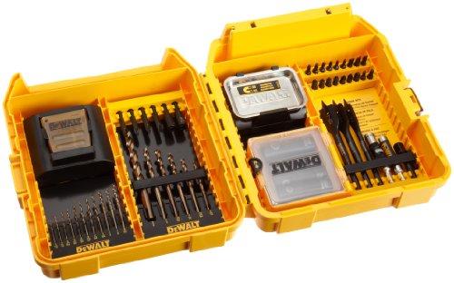 DEWALT DW2583 Heavy-Duty 65-Piece MAC Container Accessory Set by DEWALT