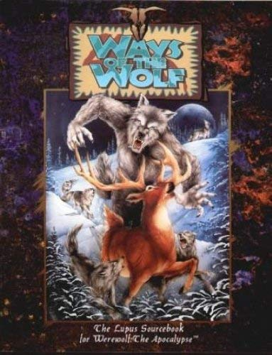 Pdf Science Fiction Ways of the Wolf: The Lupus Sourcebook for Werewolf: The Apocalypse