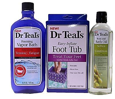 Dr teals set variation