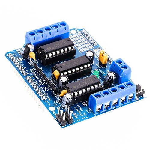 Price comparison product image Motor Drive Expansion Shield Module L293D For Arduino Duemilanove Mega UNO