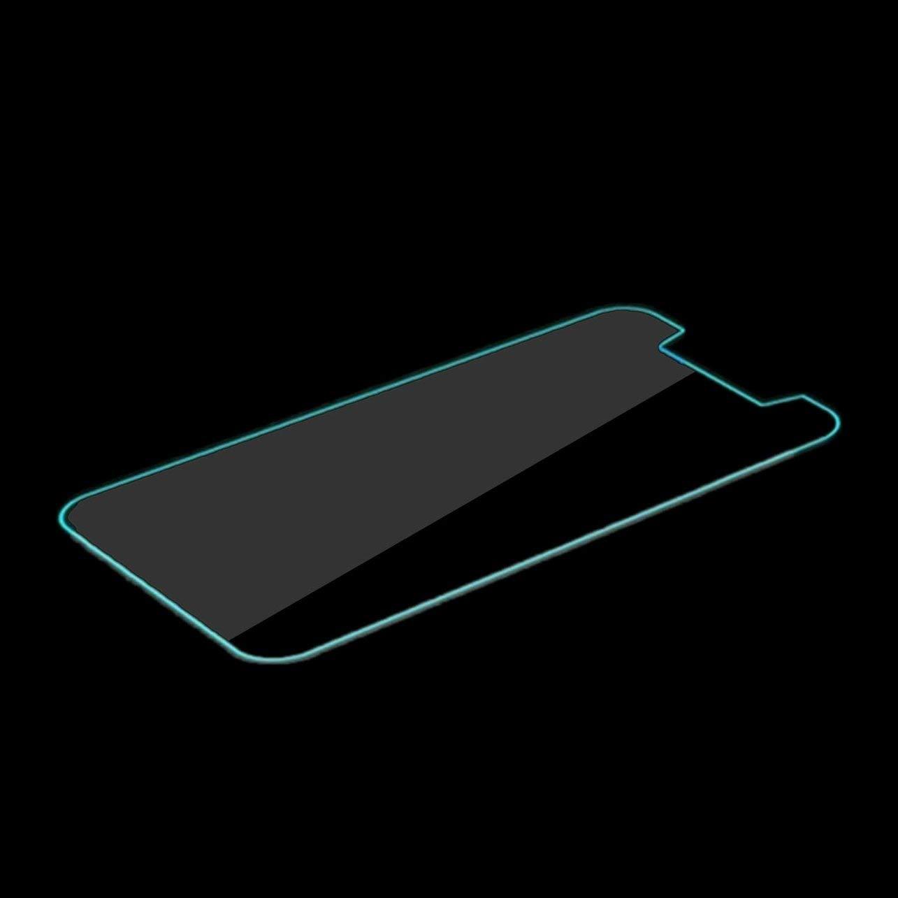 Heaviesk Film en Acier Universel de 4,5 Pouces pour Les t/él/éphones Mobiles Protecteur d/écran Ultra Mince avec Film Universel pour t/él/éphone Mobile