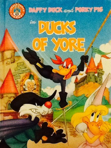daffy-duck-and-porky-pig-in-ducks-of-yore-looney-tunes-big-screen-storybooks