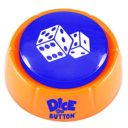 Novelty Dice Button