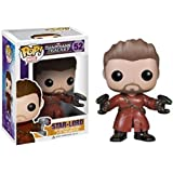 Funko Pop Marvel Guardians Of The Galaxy Unmasked Star Lord Exclusive Bobble Head Figure