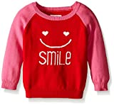 Product review for The Children's Place Baby Girls' Smile Crew Sweater