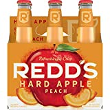 Redd's Hard Apple Peach Ale Beer, 6 pk, 12 oz