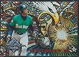 1995 Topps Stadium Club Ken Griffey Jr. Mariners Ring Leaders Baseball Card #14