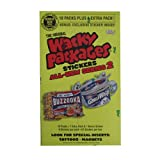 : Topps Wacky Packages Series 2 Trading Card Stickers Bonus Box
