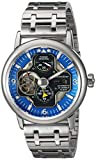 Orient Men's YFH04001D Star Retro-Future Blue Automatic Watch