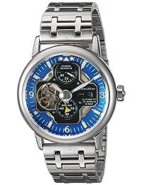 Orient Men's YFH04001D Star Retro-Future Blue Automatic Watch