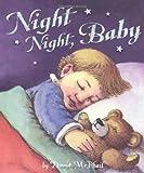Night Night, Baby, David M. McPhail, 068985028X