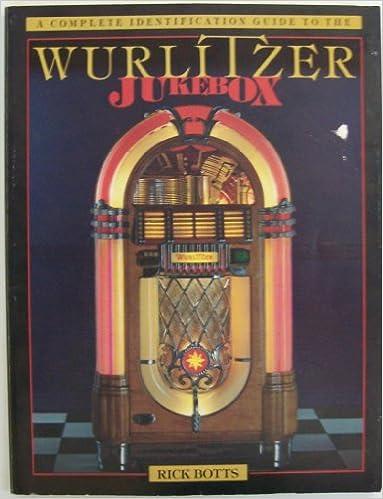 Complete Identification Guide to the Wurlitzer Jukebox: Rick Botts