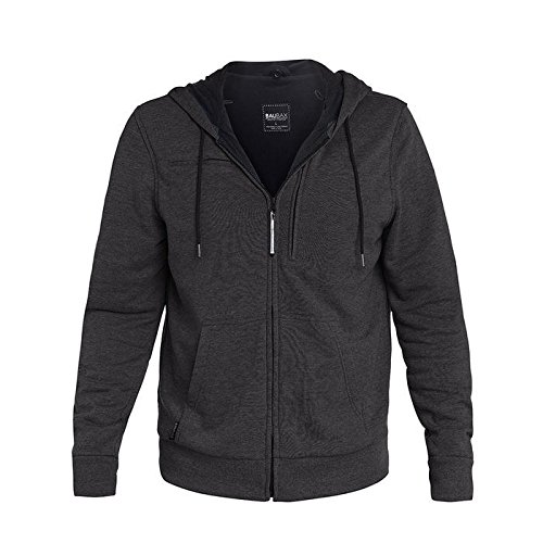 Baubax Travel Jacket - Sweatshirt - Male - Charcoal- XL