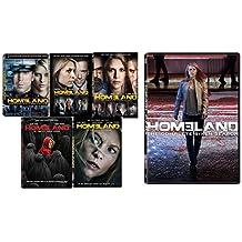Homeland: The complete series 1-6. Season 1,2,3,4,5,6