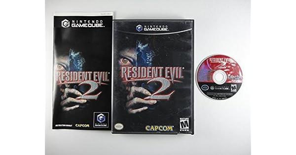 RESIDENT EVIL 2 GAMECUBE: Amazon.es: Videojuegos