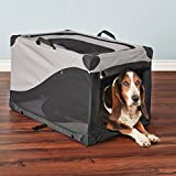 You & Me Portable Canvas Crate, 30″, Medium Review